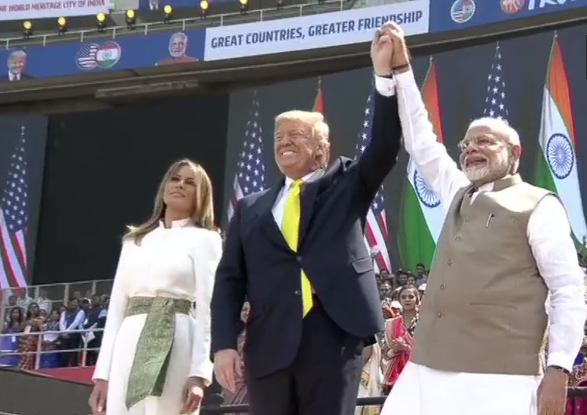Donald Trump, Trump In India