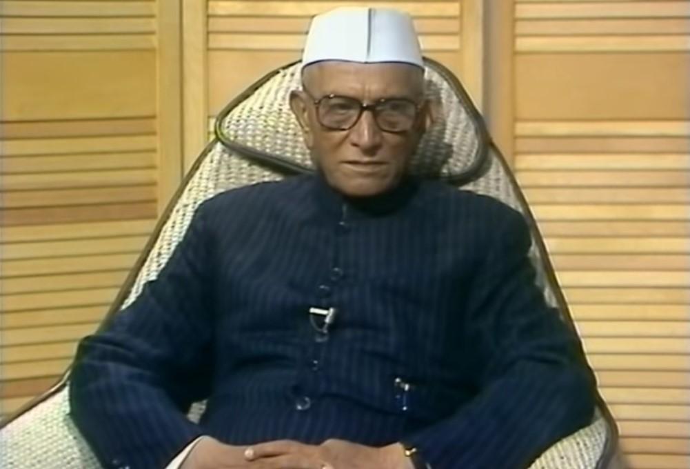भारत-पाक के सर्वोच्च नागरिक सम्मान पाने वाले देश के एकलौते प्रधानमंत्री हैं देसाई जी
