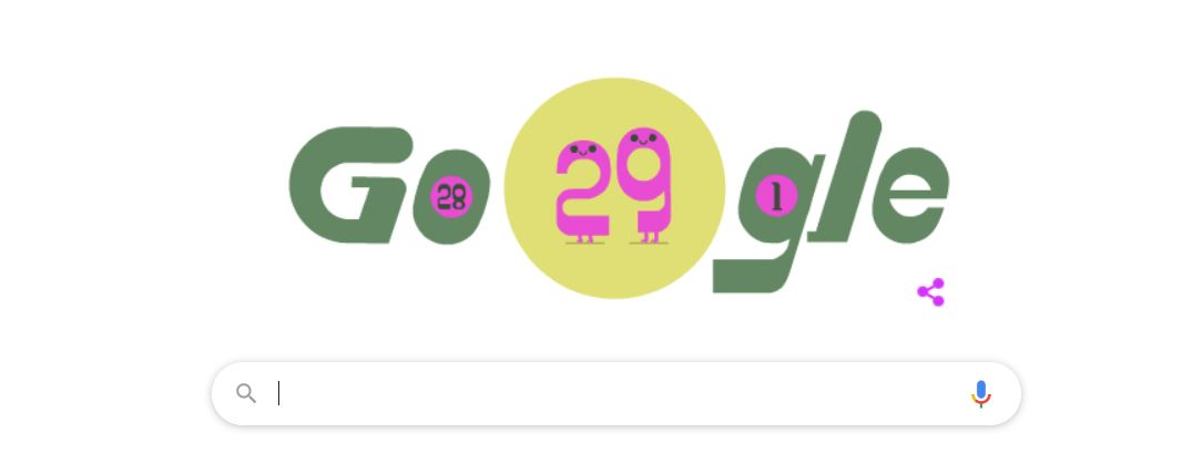 Google Doodle Leap Year 2020: आज है खास 'डूडल', 1461 दिनों तक अब ऐसा नहीं कर पाएगा गूगल
