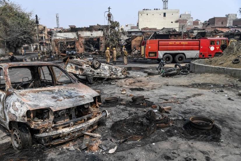 दिल्ली दंगे का 'पाक कनेक्शन', ISI के विदेशी हैंडलर ने आपत्तिजनक पोस्ट कर भड़काया दंगा