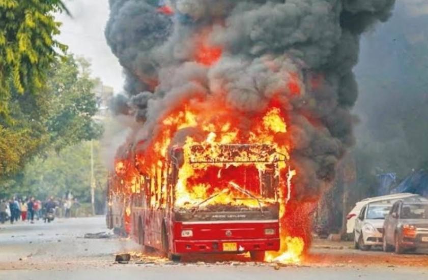 दंगाइयों से होगी सरकारी संपत्ति के नुकसान की वसूली, 254 मामले दर्ज और 903 की गिरफ्तारी