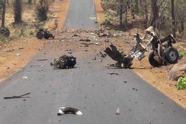 Gadchiroli Naxal Attack: महाराष्ट्र के गढ़चिरौली में नक्सलियों ने किया था बड़ा हमला, 15 जवान हो गए थे शहीद