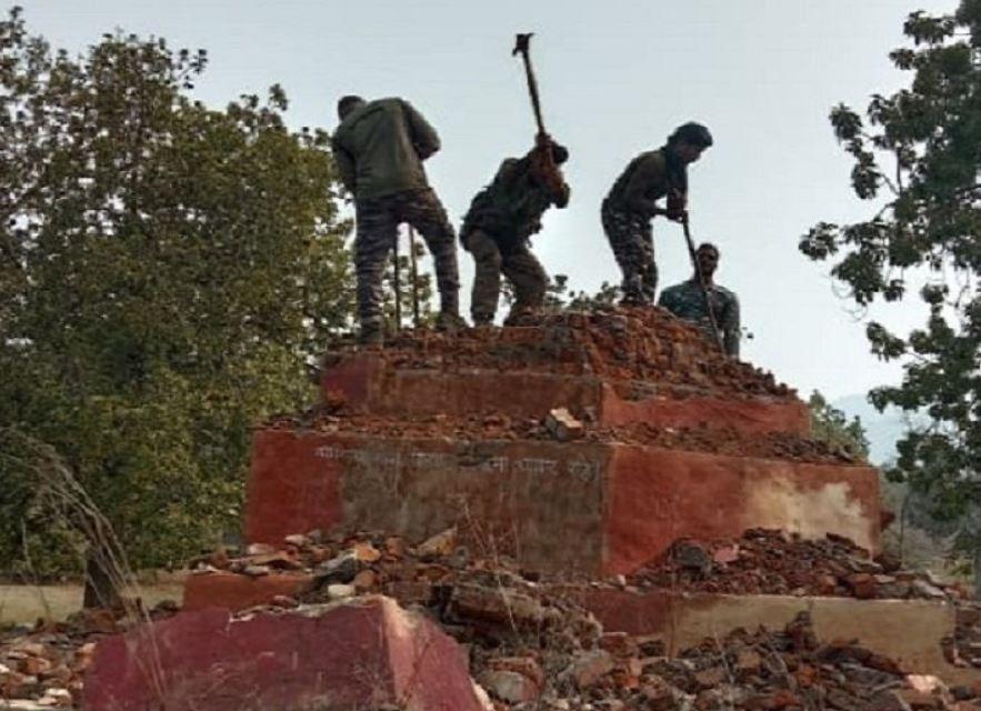 CRPF, Naxal News