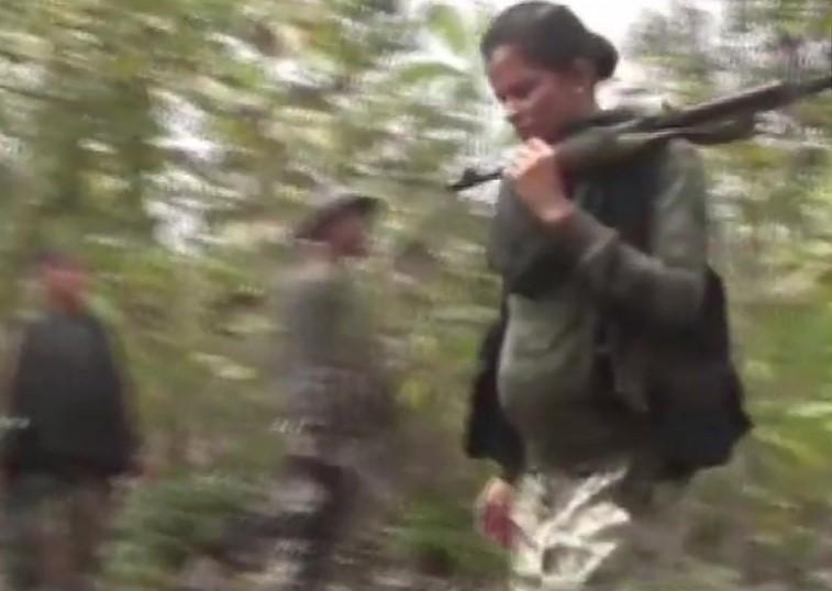 देशभक्तों के लिए सच्ची प्रेरणा: 8 महीने की गर्भवती CRPF कमांडो सुनैना एंटी-नक्सल दस्ते में सेवारत