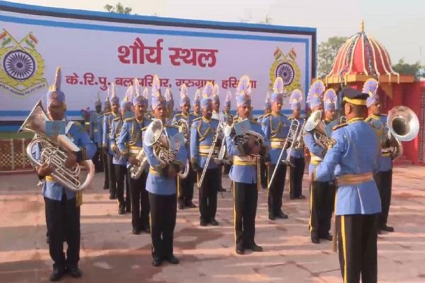 CRPF ने मनाया 81वां स्थापना दिवस, पढ़ें डीजी एपी माहेश्वरी का संदेश…