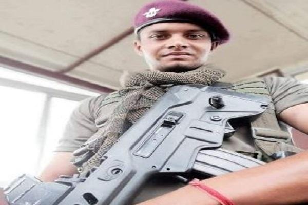 पैराट्रूपर छत्रपाल सिंह ने महज 22 साल की उम्र में कर दी देश पर जान कुर्बान