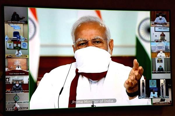 Coronavirus: प्रधानमंत्री ने वीडियो कॉन्फ्रेंसिंग के जरिए की मीटिंग, मुख्यमंत्रियों ने की लॉकडाउन बढ़ाने की अपील