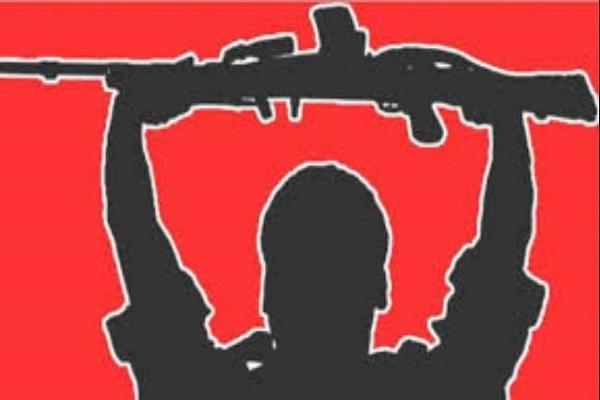 Naxalites Surrender