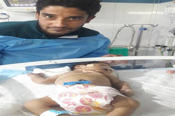 CRPF मददगार इस परिवार के लिए बना फरिश्ता, बचाई 5 दिन के बच्चे की जान