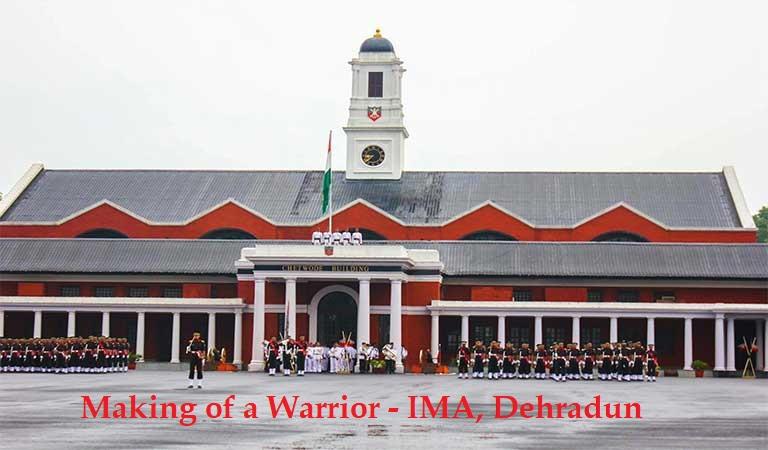 """देहरादून के आर्मी संस्थान में तैयार होते हैं भारत के शूरवीर, देखें: """"मेकिंग ऑफ ए वॉरियर"""""""