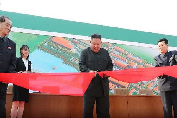 तमाम अटकलों के बीच उत्तर कोरिया के तानाशाह किम जोंग उन आए नजर, फर्टिलाइजर फैक्ट्री का किया उद्घाटन