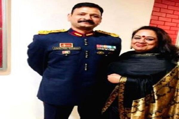 Colonel Ashutosh Sharma
