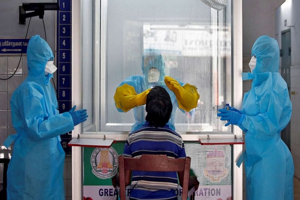 देश में कोरोना संक्रमितों की संख्या 6 लाख 75 हजार 453, अबतक 19 हजार 303 लोगों की मौत