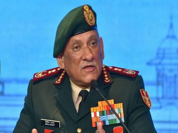 हिजबुल चीफ को मारने के बाद CDS बिपिन रावत का बयान- सभी आतंकी कमांडरों का होगा खात्मा