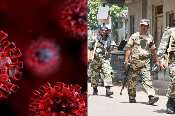 COVID-19: कोरोना के खिलाफ मोर्चा ले रहे अर्द्धसैनिक बलों के जवान आ रहे चपेट में, 500 से अधिक संक्रमित