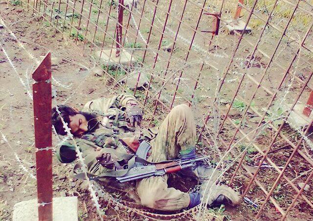 हिजबुल कमांडर नायकू की मौत से बौखलाया पाकिस्तान, LoC पर तेज हुई आतंकी गतिविधियां