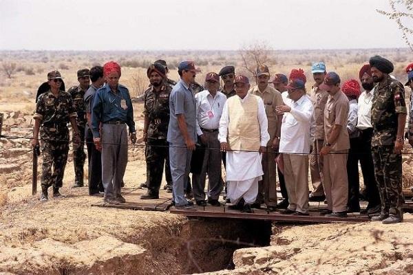 Pokharan-II पोकरण(Pokhran)परमाणु परीक्षण: इसके सफल परीक्षण के बाद अमेरिका समेत पूरी दुनिया दंग रह गई थी