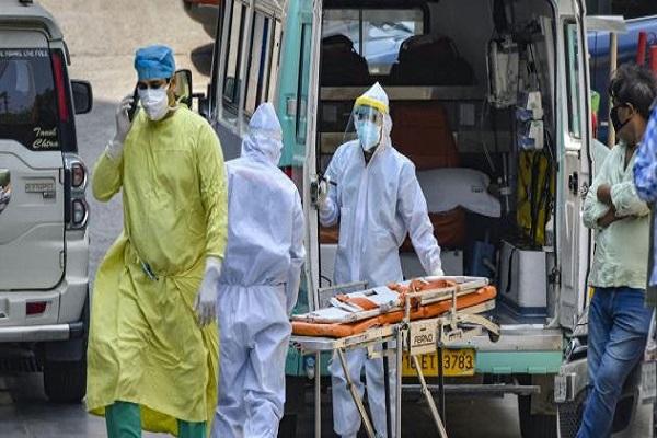Jharkhand: कोरोना से बेहाल हुई पुलिस, हेल्थ वर्कर्स से ज्यादा जवानों में फैला संक्रमण