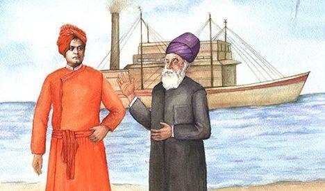 जमशेदजी के दो बड़े सपनों के प्रेरणास्रोत थे विवेकानंद, शिप पर हुई दोनों की पहली मुलाकात ने बदली भारत की तकदीर
