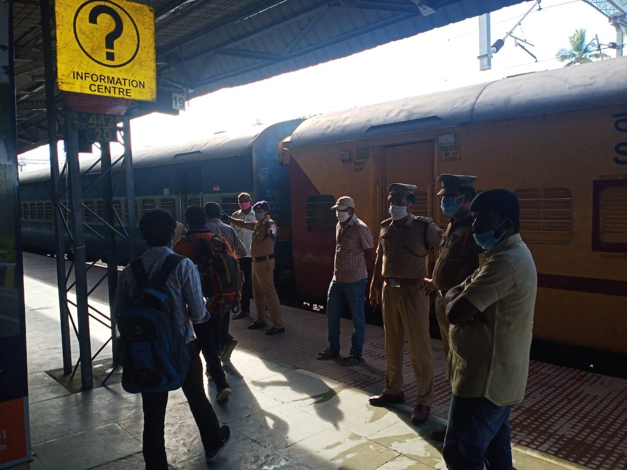 Shramik Special Trains