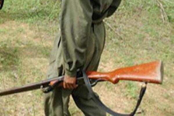 झारखंड: नक्सली करम सिंह मुंडा गिरफ्तार, आधा दर्जन मामलों में थी पुलिस को तलाश