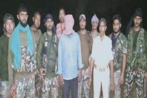 बिहार: सुरक्षाबलों से हुई मुठभेड़ में था शामिल, नवादा से गिरफ्तार हुआ फरार नक्सली