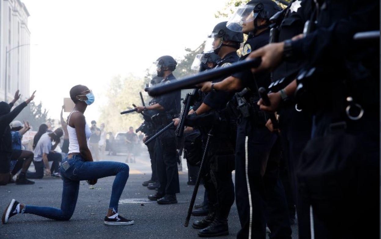 Black Lives Matter आंदोलन कहीं हाईजैक तो नहीं हो गया?