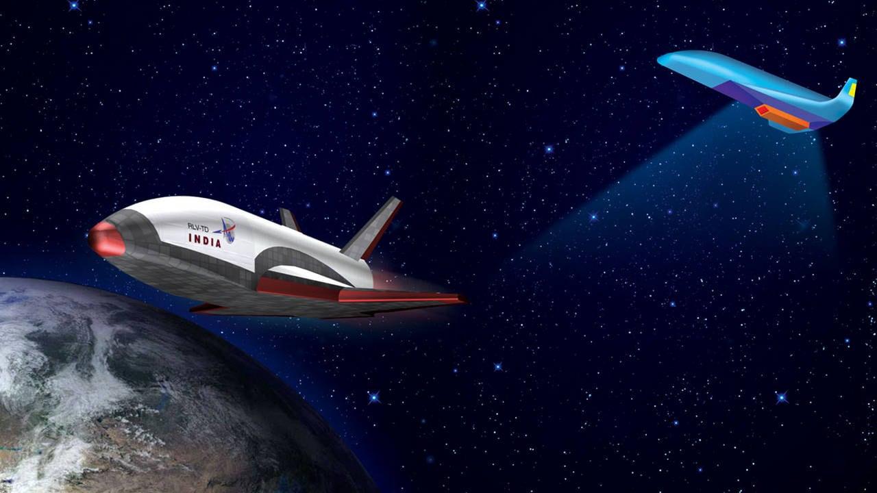 ISRO ने भारत का पहला स्वदेशी स्पेस शटल RLV-TD को किया लॉन्च