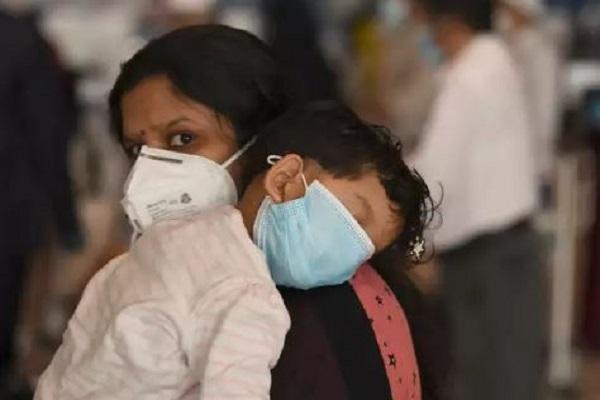 Coronavirus: भारत में कोरोना संक्रमित