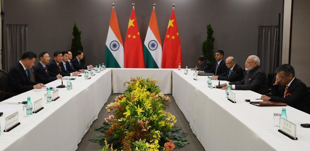भारत-चीन सीमा विवाद: प्रधानमंत्री मोदी के चक्रव्यूह में फंसकर चीन हुआ पस्त, भारत ने एक साथ ड्रैगन के कई हितों पर किया प्रहार