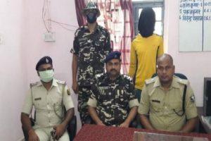 बिहार: बड़ी घटना को अंजाम देने आया था, औरंगाबाद से हार्डकोर नक्सली धराया