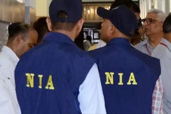 NIA ने दायर की 1400 पन्नों की चार्जशीट, नार्को-टेरर मॉड्यूल केस से जुड़े कई खुलासे हुए