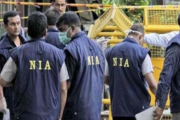 NIA arrested a militant at Jammu airport