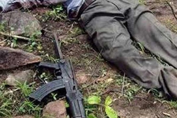 झारखंड पुलिस को मिली बड़ी कामयाबी, मारा गया 25 लाख का इनामी नक्सली प्रद्युमन