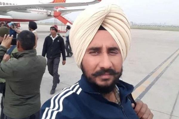Martyr Satnam Singh