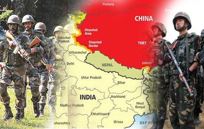 India China Clash