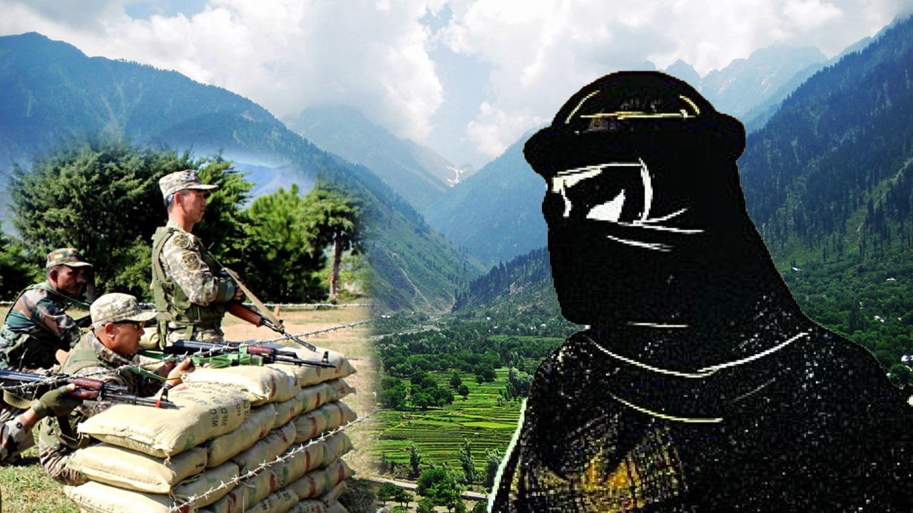Mujahid, Jammu Kashmir