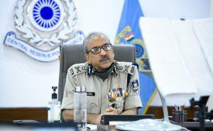 CRPF के डीजी डॉ एपी माहेश्वरी को बनाया गया पुडुचेरी के लेफ्टिनेंट गवर्नर का एडवाइजर, रिटायर्ड  IAS चंद्रमौली को भी मिली जिम्मेदारी