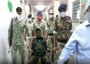 राजनांदगांव: 29 लाख का इनामी नक्सली डेविड गिरफ्तार, एएसआई की हत्या में था शामिल