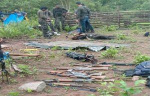 ओडिशा के कंधमाल में मुठभेड़, सुरक्षाबलों ने 4 नक्सलियों को मार गिराया, भारी मात्रा में हथियार बरामद