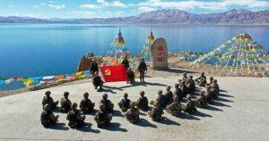 भारत चीन विवाद: गलवान घाटी-गोगरा पोस्ट से लौटी चीनी सेना, लेकिन पैंगोंग त्सो लेक और डिप्सांग पर सैकड़ों वाहन और दर्जनों नाव बरकरार
