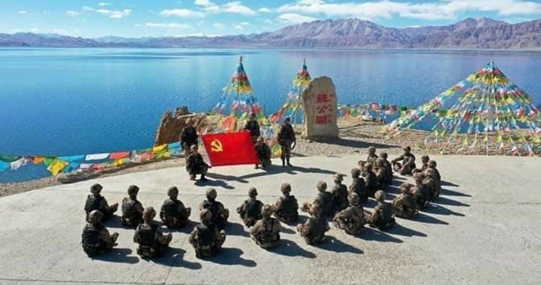 India China Clash: पैंगोंग लेक के उस पार चीन कर रहा है बड़ी तैयारी, LAC पर हो रही ये हलचल