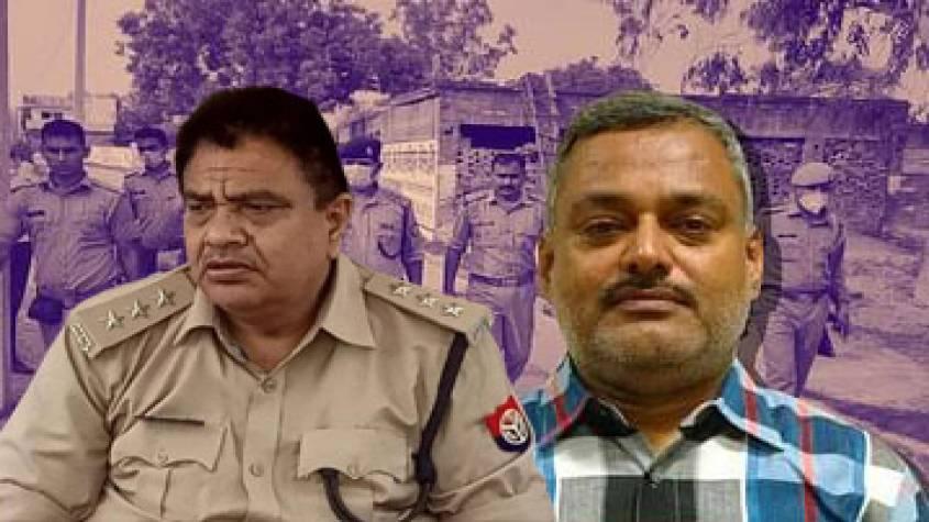 कानपुर में शहीद सीओ की हत्या 22 साल पुरानी रंजिश का नतीजा, 1998 में विकास दुबे और देवेंद्र मिश्रा ने की थी एक-दूसरे पर फायरिंग