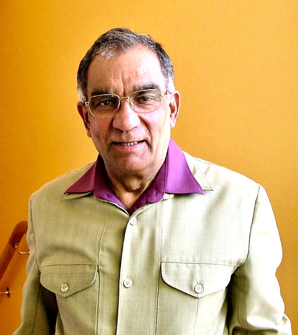 Kailash Budhwar BBC