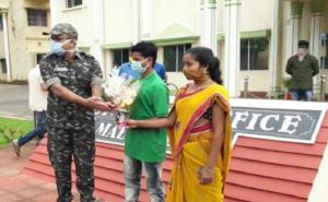 Odisha: नक्सली नेताओं के रवैये से थे परेशान, मलकानगिरि में 6 लाख के इनामी नक्सलियों ने किया सरेंडर