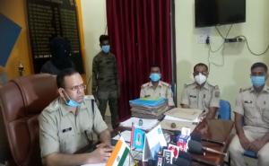 Jharkhand: गिरिडीह से वांटेड इनामी नक्सली गिरफ्तार, कई संगीन वारदातों में रहा है शामिल