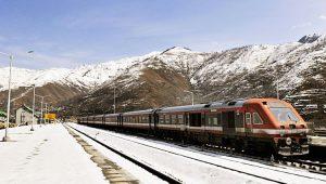 चीन की नाकेबंदी के लिए लद्दाख सीमा तक होगा दुनिया की सबसे ऊंची रेल लाइन का निर्माण