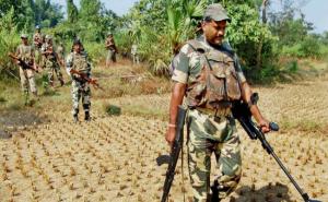Jharkhand: पूर्वी सिंहभूम में नक्सलियों के खिलाफ अभियान तेज, पुलिस कर रही कुख्यात नक्सली श्याम सिंकू की तलाश