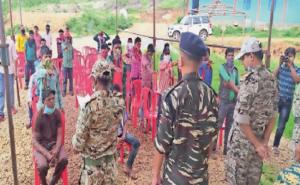 तेलंगाना पुलिस की अपील का असर, बड़े नक्सली नेताओं सहित कुल 33 सदस्यों ने किया सरेंडर