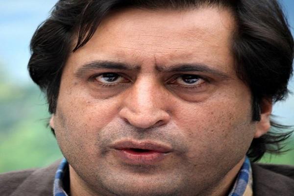 जम्मू-कश्मीर: एक साल बाद रिहा हुए पीपुल्स कांफ्रेंस के नेता सज्जाद लोन, दिया ये बयान